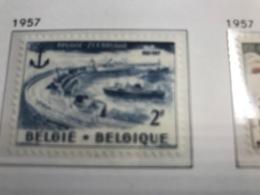 BELGIUM MNH** COB 1024, 1025/26, 1037 & 1019 - Belgique