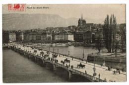Genève Pont Du Mont Blanc - GE Geneva