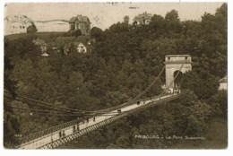 Fribourg Le Pont Suspends - FR Fribourg
