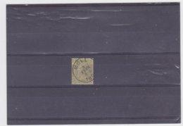 Belgie Nr 47 Moll - 1884-1891 Leopoldo II