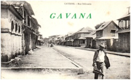CAYENNE - Rue L'Allouette - Cayenne