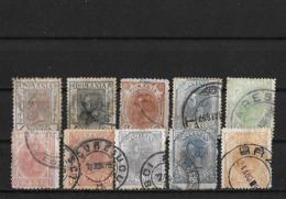 Roumanie Yv. Entre 99 Et111 O. - 1881-1918: Charles Ier