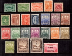 Terre-Neuve Belle Petite Collection 1866/1946. Bonnes Valeurs. B/TB. A Saisir! - Neufundland