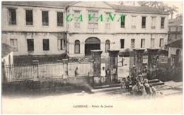CAYENNE - Palais De Justice - Cayenne