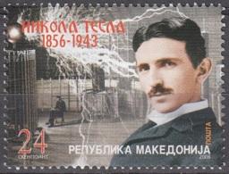 Makedonija 2006 Nikola Tesla Neuf ** - Macédoine