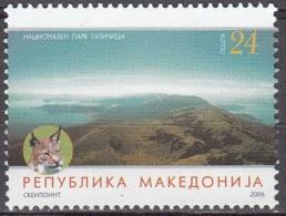 Makedonija 2006 Parc National De Galitchitsa Lynx Neuf ** - Macédoine