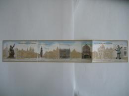 België Belgique 2013 Grand Place De Tournai Doornik Plié Sur Dentelure BL212 Cob 4372-4376 MNH ** - Blokken 1962-....
