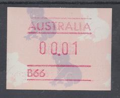 Australien Frama-ATM Koala Mit B-Nummer ** - Vignette Di Affrancatura (ATM/Frama)