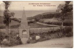 ST-QUAY - La Fontaine St-Quay - Saint-Quay-Portrieux