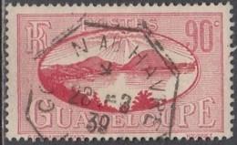 Guadeloupe 1905-1947 - Maritime De Colon Au Havre Sur N° 113 (YT) N° 113 (AM). Oblitération De 1939. - Usados