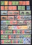 Falkland Belle Collection Neufs * Et Oblitérés 1891/1949. Bonnes Valeurs. B/TB. A Saisir! - Falklandinseln