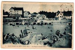 SAINT-MARC-SUR-MER - La Plage Et Grand Hôtel - Frankrijk