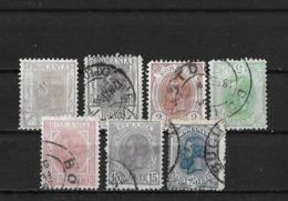 Roumanie Yv. 124 Et 132 O. - 1881-1918: Charles Ier