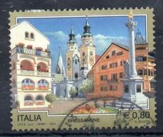 ITALIE. Timbre Oblitéré De 2015. Bressanone. - 1946-.. République