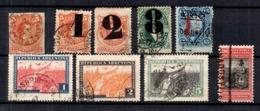 Argentine Belle Petite Collection De Bonnes Valeurs Anciennes 1877/1931. B/TB. A Saisir! - Argentinien