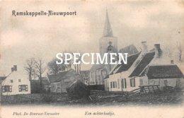 Een Achterhoekje - Ramskapelle - Nieuwpoort - Nieuwpoort