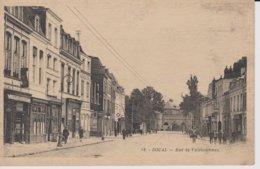 Douai  Rue De Valenciennes - Douai