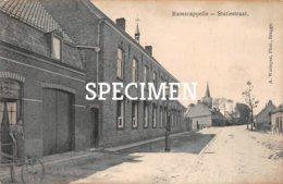 Statiestraat - Ramskapelle - Nieuwpoort