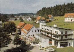 "VW K 70,Opel Rekord C,Kniebis,Pension ""Waldhorn"", Gelaufen - PKW"