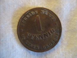 Germany - Gotha: 1 Pfennig 1870 - [ 1] …-1871: Altdeutschland