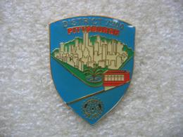 Pin's Rotary Club International, District 7300 PITTSBURGH - Associations