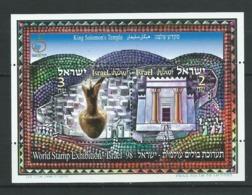 ISRAËL 1998 . Bloc Feuillet N° 61  . Neuf ** (MNH) - Blocchi & Foglietti