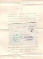 Feldpost, Mit Inhalt, Tarnstempel, L 34027 Luftgaupostamt Wien, Nach Isny, Weiter Langenargen 1941 (79952) - Storia Postale
