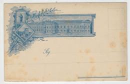 PALAZZO   DA  IDENTIFICARE       (NUOVA) - Cartoline