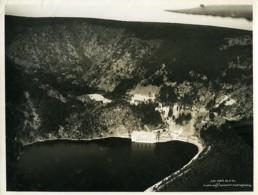 France Alsace Armée Panorama Lac Noir Gangloff Hegly Ancienne Photo Aérienne 1933 - Plaatsen