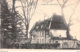 39-MALANGES -N°3786-F/0041 - Autres Communes