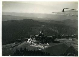 France Alsace Armée Panorama Dabo Le Rocher Ancienne Photo Aérienne 1933 - Plaatsen