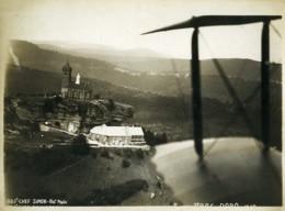 France Alsace Armée Panorama Dabo Le Rocher Ancienne Photo Aérienne 1930 - Plaatsen