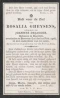 DEERLIJK 1835-1905 - Deerlijk