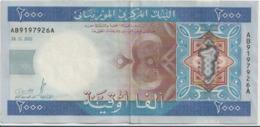 MAURITANIA P. 20 2000 O 2011 VF - Mauritanië