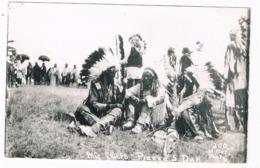 US-798   PIERRE : Big Chiefs - Indiens De L'Amerique Du Nord