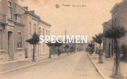 Rue De La Gare - Fosses-la-Ville - Fosses-la-Ville