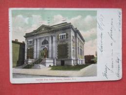 Library Camden    New Jersey      Ref 3644 - Camden