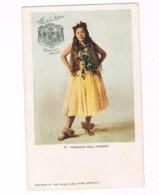 US-802   HAWAIIAN HULA DANCER - Autres