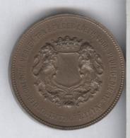 Médaille Pays-Bas 1er Prix D' Ornithophilie - Utrechtsche Verren. Ter Bev. Der Liefh. Voor Pluimgedierte - Professionnels/De Société