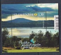 8.- SLOVENIA 2018 The Pivka Seasonal Lakes Nature Park - Protección Del Medio Ambiente Y Del Clima