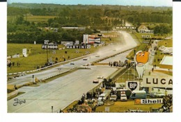 LE MANS CIRCUIT DES 24 HEURES DU MANS VIRAGE FORD - Le Mans