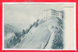 SUISSE  -- Stanserhorn - NW Nidwalden