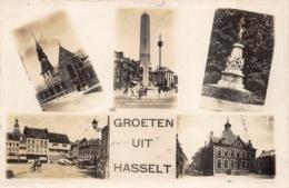 Hasselt  Groeten Uit Hasselt Anno 1945 WO II   L 1330 - Hasselt