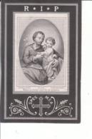 Catharina Vanderelst (1805-1884) - Images Religieuses