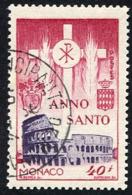 Monaco N°362 Oblitéré, Qualité Très Beau - Monaco