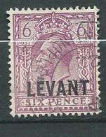 Levant Britannique   - Yvert N° 72  Oblitéré   -  Ad 39104 - Brits-Levant