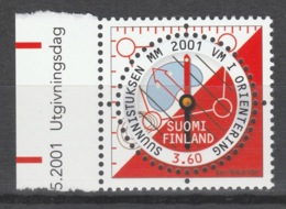 Suomi Finland - 2001 - ( Orienteering World Championships Tampere ) - MNH (**) - Finland
