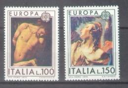 Italia 1975; Europa Cept, Michel 1489-1490.** (MNH) - Europa-CEPT