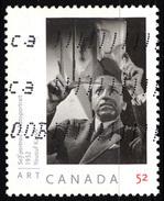 Canada (Scott No.2270 - Autoportrait / Yousuf Karsh / Self Portrait) (o) - 1952-.... Règne D'Elizabeth II
