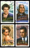Canada (Scott No.2280a-d - Marie Dressler) (o) De Carnet / From BK - 1952-.... Règne D'Elizabeth II